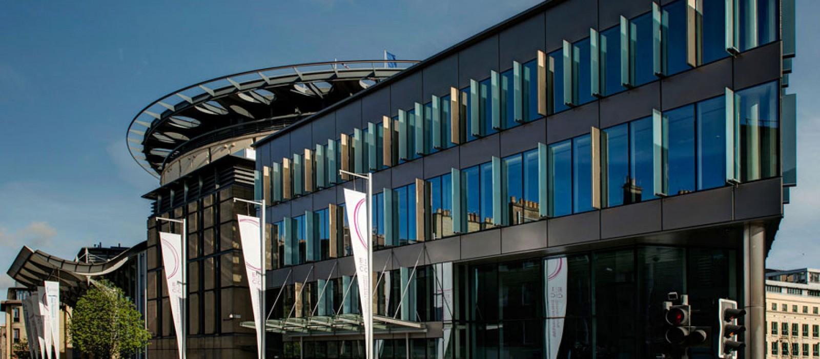 Zachwycające Edynburg International Conference Centre