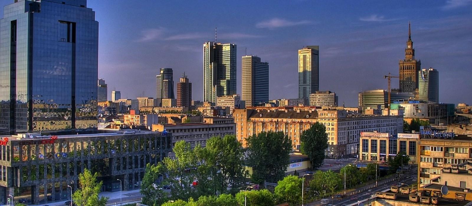 Warszawa – miasto spotkań i eventów
