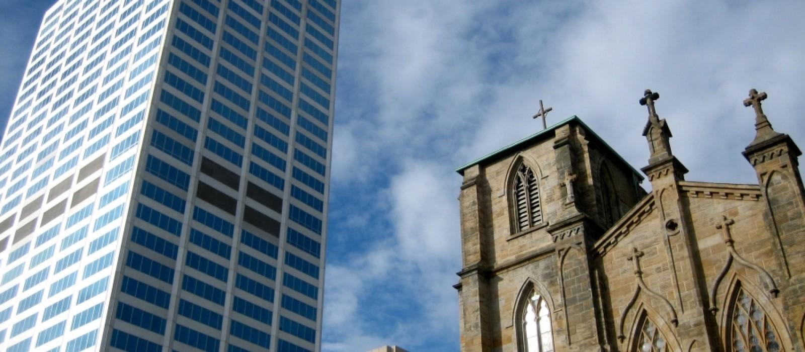 Kościół miejscem spotkań – nie tylko modlitewnych :)